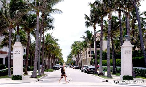 worth avenue a palm beach travel guide