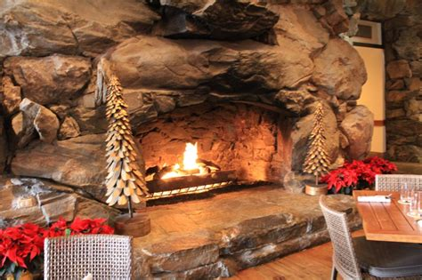 Grove Park Inn Fireplace by Gingerbread Lake Lure Cottage Kitchenlake Lure