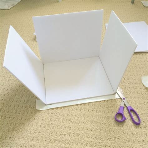 foam board light box 1130 best images about doll house furniture 2
