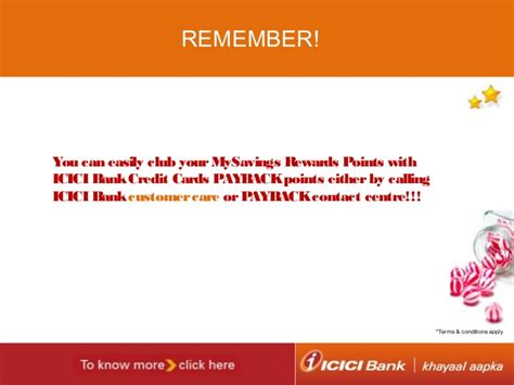 icici bank program icici bank introduces mysavings rewards program