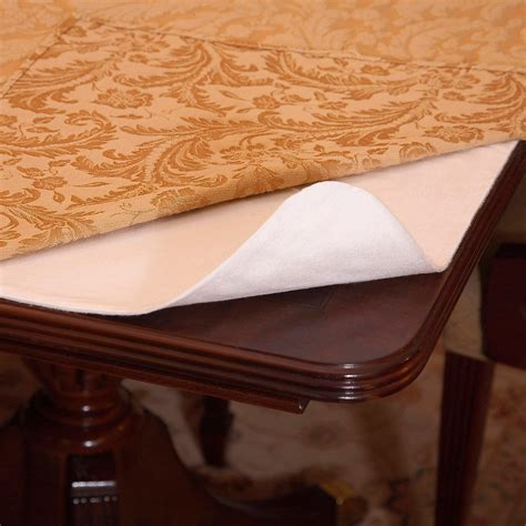 dining room table pad protector room design ideas