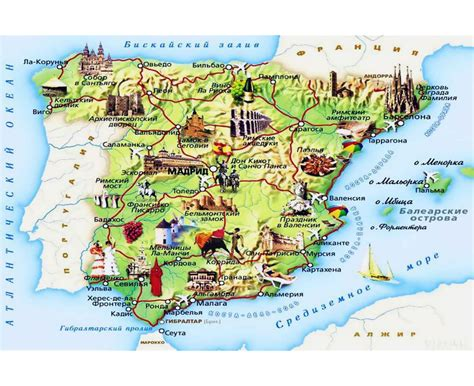 of spain maps update 16001134 spain map tourist maps of spain