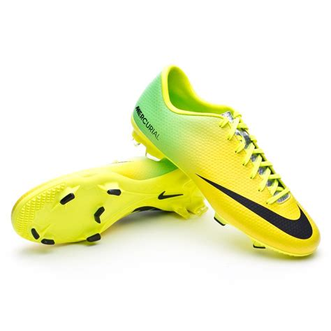 Nike Mercurial Victory boot nike mercurial victory iv fg vibrant yellow neo lime soloporteros is now f 250 tbol emotion