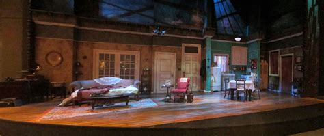 A Raisin In The Sun Living Room by Lacunae Musing Dramaworks A Raisin In The Sun A