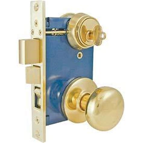 Marks Door Locks by Security Doors Security Door Mortise Lockset