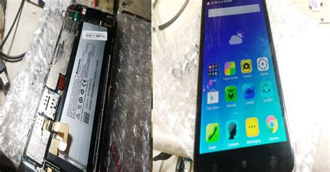 Hp Vivo Medan unbrick android lenovo s960 no fastboot no recovery