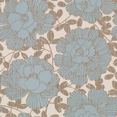 wallpaper blue and cream buy graham and brown manderley wallpaper blue cream gold
