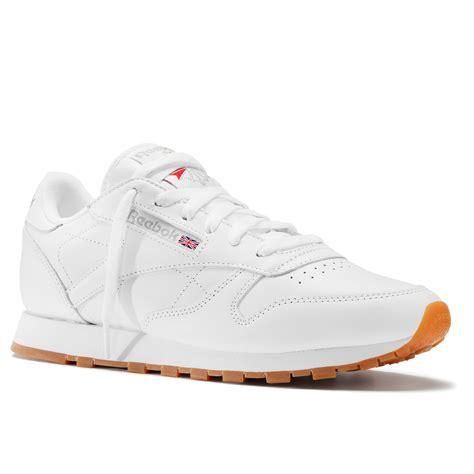 Reebok Clasic Size 39 43 Sepatu Cowok Sneakers Cowok Sepatu Lari 1 reebok classic leather white reebok mlt