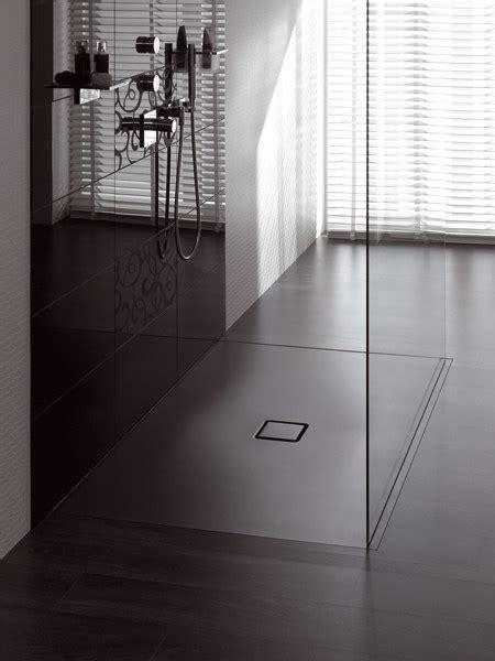doccia a pavimento mosaico piatto doccia filo pavimento conoflat kaldewei italia