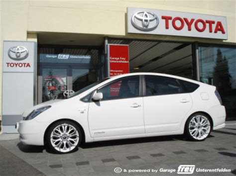 Toyota Makes And Models Tuning By Frey Prius W2