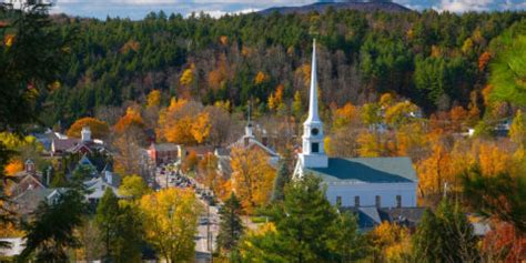 18 of the most charming small towns across america the best small towns in america prettiest small towns in america