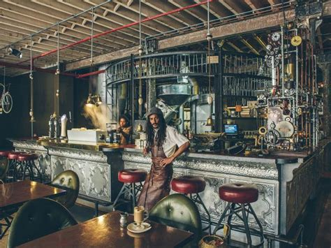 Not The Best Shop In The World But by Cape Town Coffee Bar Named Best Coffee Shop In The World