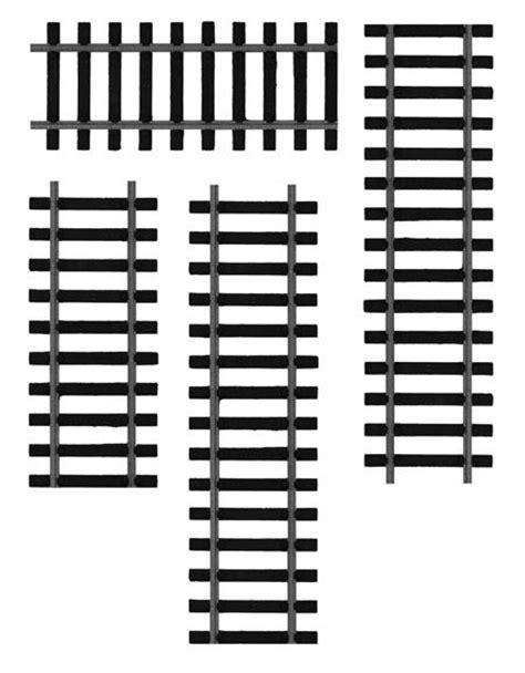 printable train tracks printables pinterest train