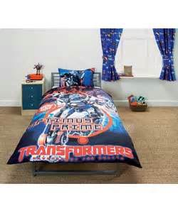 Transformers Duvet Set Transformers Bed Linen
