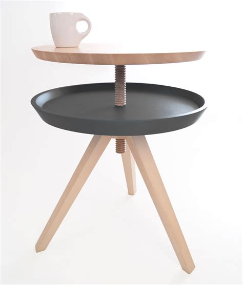 design milk table giros a customizable table with two surfaces design milk