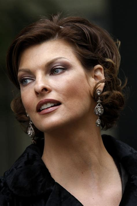 new hair growing at age 47 linda evangelista age 47 classic beauty for women over