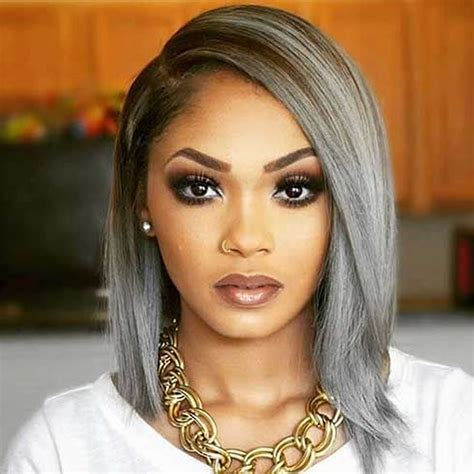 Black Hairstyles For Of Color by 2018 Hair Color Trends For Black American