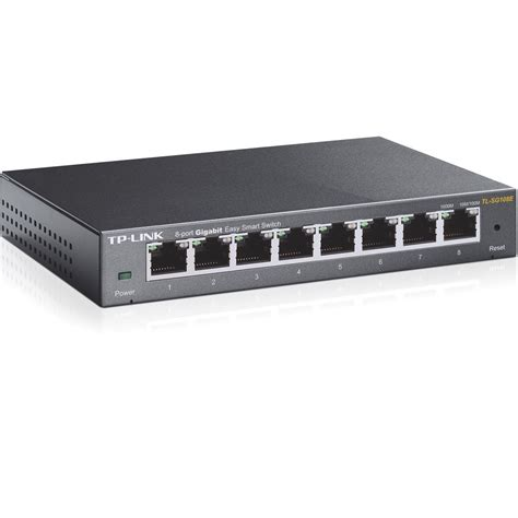 tp link tl sg108e 8 port gigabit easy smart switch tl