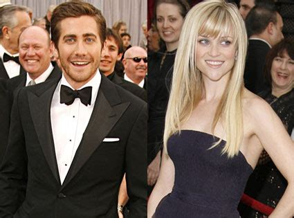 Reese Witherspoon And Jake Gyllenhaal Are Ticking Me 3 by Uchida Reese Witherspoon Jake Gyllenhaal