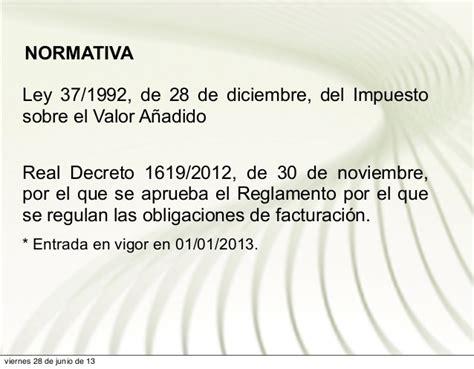 ley 381992 de 28 de diciembre de impuestos especiales 13 06 28 curso de facturacion copia copia copia 1