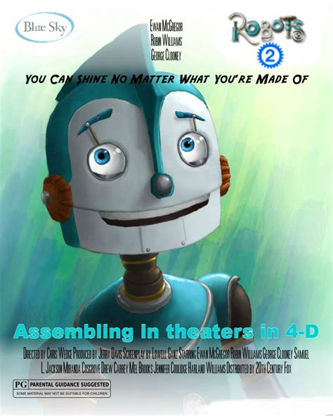 film robot 2 wikipedia robots 2 2016 film whatever you want wiki