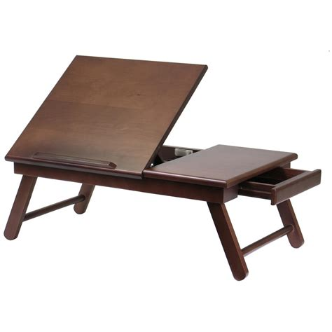Best Laptop Desk Winsome 174 Alden Breakfast Tray 196927 Living Room At Sportsman S Guide