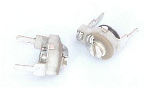 10 pf ceramic trimmer capacitor 13pf to 90pf ceramic trimmer capacitors 10 caps lot ebay