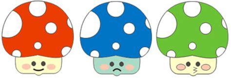 membuat gambar kartun jamur siswapedia