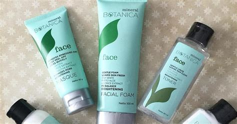 Lipstik Nu Skin review mineral botanica skin care series