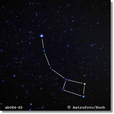 kleiner wagen polarstern highlights sternbilder
