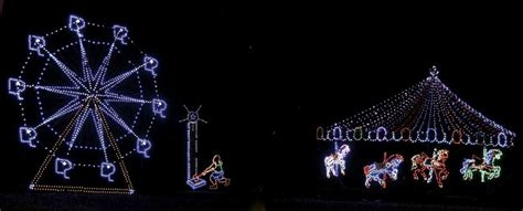 festival of lights to begin in wheeling s oglebay park