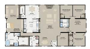 Modular Home Floor Plans Texas Mobile Homes Floor Plans Triple Wide Galleryhip Com