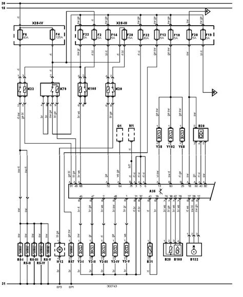 vw transporter t4 fuse box diagram wiring diagrams