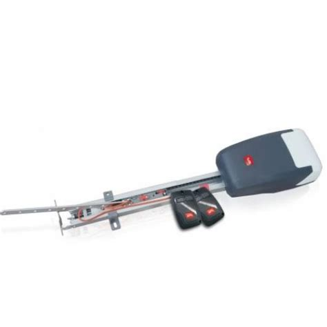 bft tiziano chain drive garage door opener kit bft from