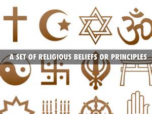 7 Common Beliefs All Religions by Cred Root By Irelyn Gonzales