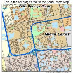 Miami Lakes Map by Aerial Photography Map Of Miami Lakes Fl Florida