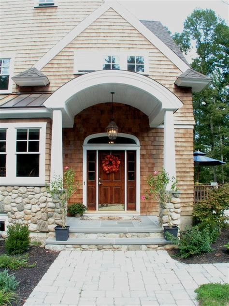 Front Door Porticos Front Porch Portico Design Pictures Remodel Decor And Ideas Page 4 Favorite Places
