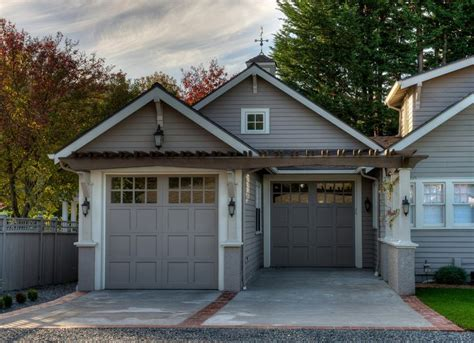 house plans with 2 separate attached garages how much does it cost to build a garage you may ask