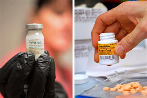 Detox Drugs Vivitrol by Study Finds Competing Opioid Treatments Similar