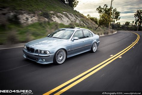 custom bmw take a walk down memory lane with this custom bmw e39 m5