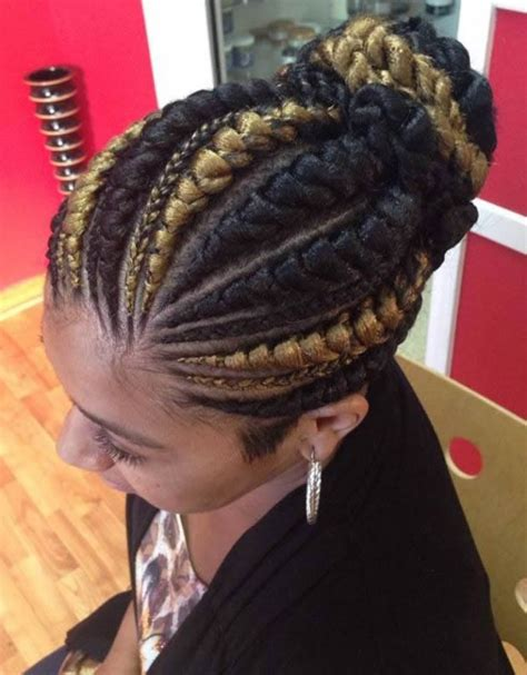 large cornrow bun styles best cornrow hairstyles 30 cornrow hairstyles ideas to