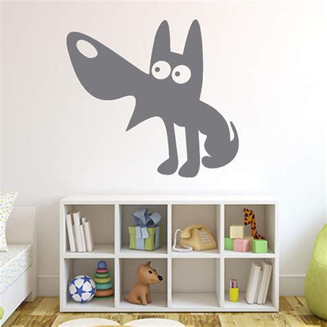 big w home decor online kopen wholesale wolf muurstickers uit china wolf