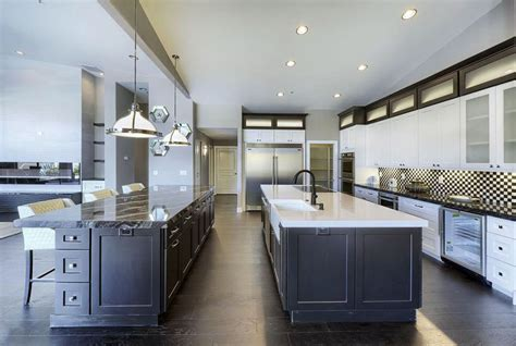 kitchen with two islands kitchens with two islands best free home design idea