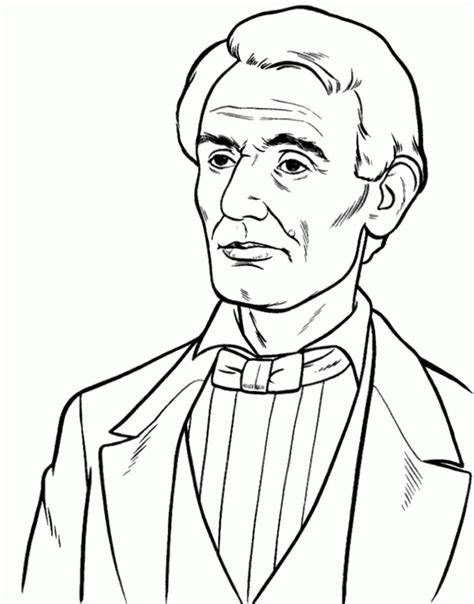Presidents Day Coloring Pages Coloring Home Presidents Coloring Pages