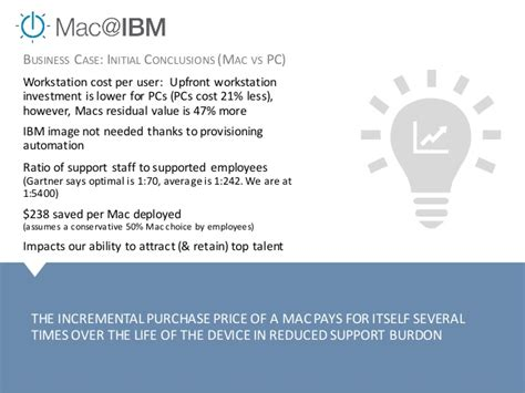 help desk to user ratio gartner mac ibm how why ibm transformed the end user computing
