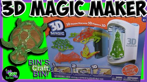 maker magic 3d magic maker by tech 4 review by bin s