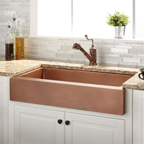 kitchen faucet copper most copper kitchen faucet