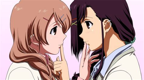 best yuri top 20 best yuri anime series recommend me anime
