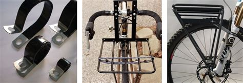 Suspension Mountain Bike Rack by All About Front Racks For Bicycle Touring Cyclingabout