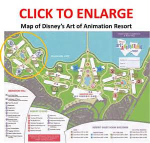 Built In Desks Review Disney S Art Of Animation Resort